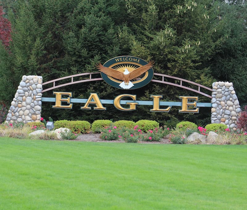 Eagle Idaho